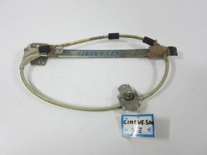 Fiat cinquecento 1992-1998 μηχανικός γρύλλος παραθύρου δεξιός