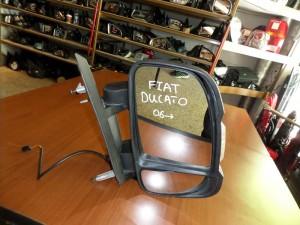 Fiat ducato 06 απλός καθρέπτης με φλάς δεξιός άβαφος