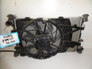 ford focus 02 04 1 4 1 6cc venzini psigio komple nerou air condition ventilater 300x225 Ford Focus 1998 2004 1.4 1.6cc βενζίνη ψυγείο κομπλέ (νερού air condition βεντιλατέρ)