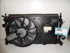 ford focus 08 12 1 4 1 6cc venzini psigio komple nerou air condition ventilater 300x225 Ford Focus 2008 2011 1.4 1.6cc βενζίνη ψυγείο κομπλέ (νερού air condition βεντιλατέρ)