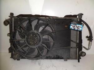 Ford Mondeo 1993-2000 1.6cc-1.8cc-2.0cc βενζίνη ψυγείο κομπλέ (νερού-air condition-βεντιλατέρ)