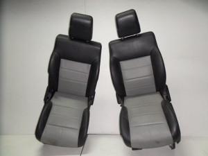 Honda CRV 02-07 κάθισμα εμπρός με airbag δεξί μαύρο (ηλεκτρικά)