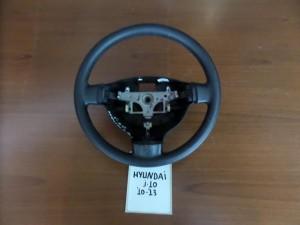 Hyundai i10 10-13 βολάν μαύρο