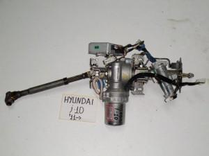 Hyundai i10 2011 τιμονιέρα με ηλεκτρική υποβοήθηση