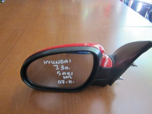 hyundai i30 07 11 ilektrikos kathreptis aristeros kokkinos 5 akides 300x225 Hyundai i30 2007 2012 ηλεκτρικός καθρέπτης αριστερός κόκκινος (5 ακίδες)
