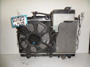 hyundai matrix 01 08 1 5cc diesel psigio komple nerou air condition ventilater 300x225 Hyundai matrix 2001 2008 1.5cc diesel ψυγείο κομπλέ (νερού air condition βεντιλατέρ)