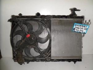 hyundai santa fe 00 06 2 0cc 2 4cc 2 7cc venzini psigio komple nerou aircondition ventilater 300x225 Hyundai santa fe 2000 2006 2.0cc 2.4cc 2.7cc βενζίνη ψυγείο κομπλέ (νερού aircondition βεντιλατέρ)