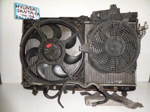 hyundai santa fe 00 06 2 0cc diesel psigio komple nerou aftomato aircondition ventilater ladiou 300x225 Hyundai santa fe 2000 2006 2.0cc diesel ψυγείο κομπλέ (νερού αυτόματο aircondition βεντιλατέρ λαδιού)