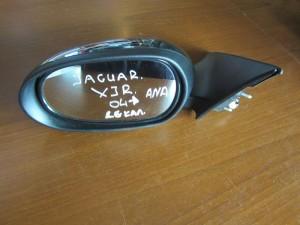 Jaguar XJ (X 350) 2003-2007 ηλεκτρικός ανακλινόμενος καθρέπτης αρστερός κυπαρισσί (16 καλώδια)