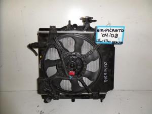 kia picanto 04 08 1 0cc 1 3cc venzini psigio komple nerou ventilater 300x225 Kia Picanto 2004 2011 1.0cc 1.3cc βενζίνη ψυγείο κομπλέ (νερού βεντιλατέρ)