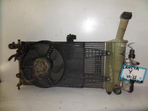 lancia y 03 11 1 4cc venzini psigio komple nerou aircondition ventilater 300x225 Lancia Y 2003 2011 1.4cc βενζίνη ψυγείο κομπλέ (νερού aircondition βεντιλατέρ)