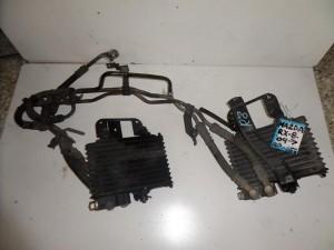 mazda rx8 04 psigio ladiou dexi aristero ke solines 300x225 Mazda RX8 2003 2012 ψυγείο λαδιού δεξί αριστερό και σωλήνες