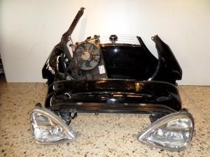 mercedes a class w168 97 04 metopi mouri empros komple mavri 300x225 Mercedes A class w168 2002 2004 μετώπη μούρη εμπρός κομπλέ μαύρη