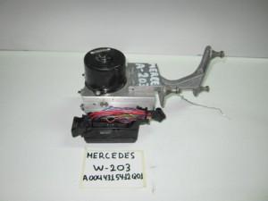 mercedes c class w203 00 07 monada abs ate 300x225 Mercedes C class w203 2000 2007 μονάδα ABS ATE