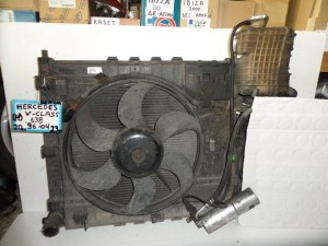 mercedes vito w638 96 04 2 0 2 3cc venzini psigio komple nerou air condition ventilater intercooler 300x225 Mercedes vito w638 1996 2003 2.0 2.3cc βενζίνη ψυγείο κομπλέ (νερού air condition βεντιλατέρ intercooler)