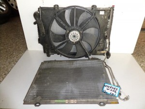 mercedes w202 180c 93 99 2 2cc diesel psigio komple nerou air condition ventilater 300x225 Mercedes c class w202 1993 1999 2.2cc diesel ψυγείο κομπλέ (νερού air condition βεντιλατέρ)