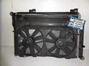 mercedes w202 93 99 1 8 2 0 2 2cc venzini psigio komple nerou air condition ventilater 300x225 Mercedes c class w202 1993 1999 1.8 2.0 2.2cc βενζίνη ψυγείο κομπλέ (νερού air condition βεντιλατέρ)