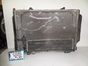 mercedes w202 93 99 2 0 2 2cc diesel psigio komple nerou air condition ventilater idrokouler 300x225 Mercedes c class w202 1993 1999 2.0 2.2cc diesel ψυγείο κομπλέ (νερού air condition βεντιλατέρ υδροκούλερ)