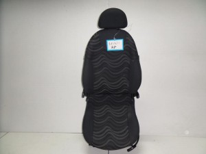 Mini cooper 03-06 κάθισμα εμπρός με airbag γκρί σκούρο αριστερό