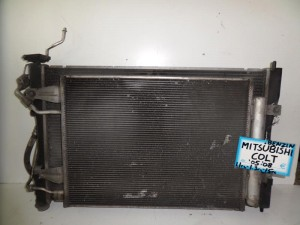 mitsubishi colt 05 08 1 1cc 1 3cc 1 5cc venzini psigio komple nerou air condition 300x225 Mitsubishi Colt 2004 2012 1.1cc 1.3cc 1.5cc βενζίνη ψυγείο κομπλέ (νερού air condition)