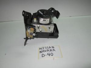 nissan navara d40 06 monada abs ate 300x225 Nissan Navara D40 2005 2014 μονάδα ABS ATE