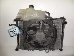 nissan note 06 1 5cc diesel psigio komple nerou air condition ventilater 300x225 Nissan Note 2006 2013 1.5cc diesel ψυγείο κομπλέ (νερού air condition βεντιλατέρ)