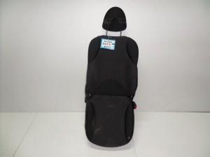Nissan note 06 κάθισμα εμπρός δεξί με airbag γκρί σκούρο