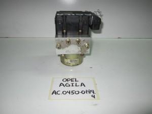 opel agila 98 07 monada abs nsshnbo 300x225 Opel Agila 1999 2008 μονάδα ABS NSSHNBO