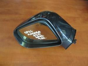 Opel antara 07 ηλεκτρικός ανακλινόμενος καθρέπτης αριστερός ανθρακί (9 καλώδια)
