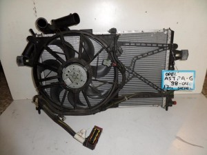 opel astra g 98 04 1 7cc diesel psigio komple nerou air condition ventilater intercooler 300x225 Opel Astra G 1998 2004 1.7cc diesel ψυγείο κομπλέ (νερού air condition βεντιλατέρ intercooler)