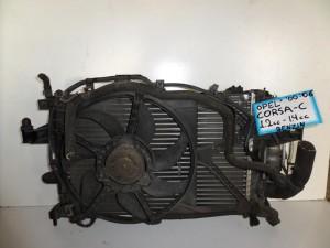 opel corsa c 00 06 1 2cc 14 cc venzini psigio komple nerou air condition ventilater 300x225 Opel Corsa C 2000 2006 1.2cc 14.cc βενζίνη ψυγείο κομπλέ (νερού air condition βεντιλατέρ)