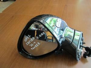 Opel zafira 2012 tourer ηλεκτρικός καθρέπτης αριστερός μαύρος-μελιτζανί (7 καλώδια)