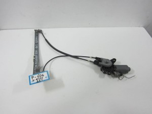 Peugeot 106 1996-2003 ηλεκτρικός γρύλλος παραθύρου δεξιός