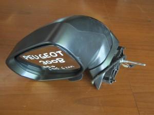 Peugeot 3008 2009-2016 ηλεκτρικός καθρέπτης αριστερός μαύρος (6 καλώδια-1 φίς)