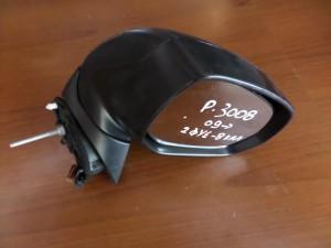 Peugeot 3008 2009-2016 ηλεκτρικός καθρέπτης δεξιός γκρί (8 καλώδια-2 φίς)