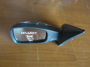 Peugeot 306 93 ηλεκτρικός καθρέπτης αριστερός κυπαρισσί