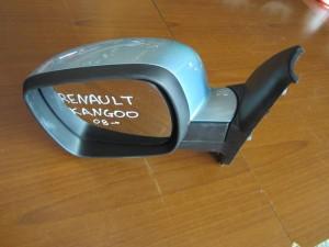 Renault kangoo 08 ηλεκτρικός καθρέπτης αριστερός γαλάζιος