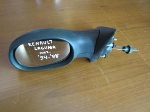 Renault laguna 94-98 μηχανικός καθρέπτης αριστερός άβαφος
