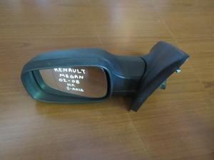Renault Megane 2002-2008 ηλεκτρικός καθρέπτης αριστερός άβαφος (5 ακίδες)