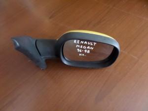 Renault megane 96-98 ηλεκτρικός καθρέπτης δεξιός κίτρινος