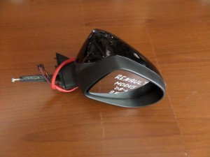Renault modus 08 ηλεκτρικός καθρέπτης δεξιός μαύρος (9 καλώδια)