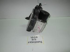 saab 9 3 03 07 monada abs trw 300x225 Saab 9 3 2003 2007 μονάδα ABS TRW