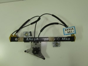 Seat Arosa 1997-2004 μηχανικός γρύλλος παραθύρου δεξιός