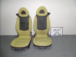 smart 600 700 450 fortwo kathisma empros aristero dexi lachani me mavro 300x225 Smart 600 700 (450) Fortwo 1998 2007 κάθισμα εμπρός αριστερό δεξί λαχανί με μαύρο