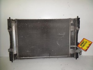Smart forfour 1.1cc-1.3cc-1.5cc βενζίνη ψυγείο κομπλέ (νερού-air condition)