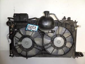 toyota avensis 03 08 2 0cc diesel psigio komple nerou air condition ventilater dochio iperchilisis 300x225 Toyota avensis 2003 2009 2.0cc diesel ψυγείο κομπλέ (νερού air condition βεντιλατέρ δοχείο υπερχείλισης)