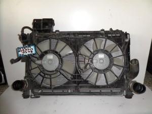 toyota avensis 03 08 diesel 2 0cc psigio komple nerou air condition 2 ventilater intercooler 300x225 Toyota avensis 2003 2009 diesel 2.0cc ψυγείο κομπλέ (νερού air condition 2 βεντιλατέρ intercooler)