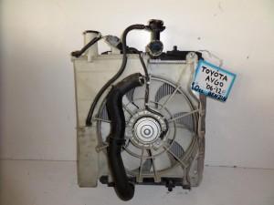 toyota aygo 06 12 1 0cc venzini psigio komple nerou ventilater 300x225 Toyota aygo 2006 2014 1.0cc βενζίνη ψυγείο κομπλέ (νερού βεντιλατέρ)
