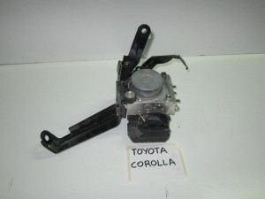 Toyota corolla 2002-2006 μονάδα ABS bosch (κωδικός ANEY)