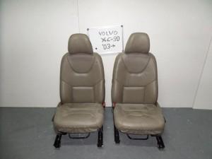 volvo xc 90 01 10 kathisma me airbag empros aristero dexi bez dermatina 300x225 Volvo XC90 2002 2007 κάθισμα με airbag εμπρός αριστερό δεξί μπέζ (δερμάτινα)